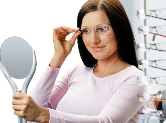 Alegerea ochelarilor potriviti in functie de forma fetei