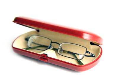 Toc pentru pastrarea ochelarilor de vedere